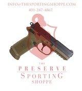 FN Herstal FNX-45 .45ACP Handgun