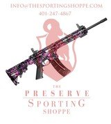 Smith & Wesson M&P15 .22 LR Sport Muddy Girl Camo