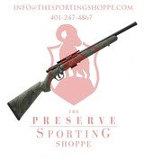 "Savage 93 FV-SR Landry Bolt Action Rimfire Rifle .22 WMR 16.5"" Barrel 5 Rounds"