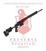 Tikka T3X TAC A1 Precision Bolt-Action Rifle