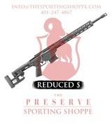 Ruger Precision Rifle Bolt .223 Remington/5.56 NATO Rifle (REDUCED)