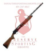 Browning A5 Hunter Semi-Auto 12 Gauge