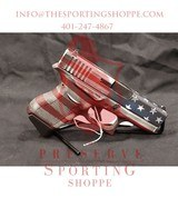 Pre-Owned - Glock American Flag G43 9mm Handgun