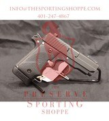 Pre-Owned - Sig Sauer P238 .380 ACP