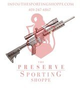 Pre-Owned - Smith & Wesson M&P15-22 .22 Long Rifle. Semi Automatic with Scope