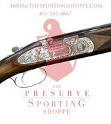 "Pre-Owned - Beretta Giubileo 28"" .410 Gauge Shotgun"