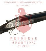 Pre-Owned - Purdey Curio & Relic 12 Gauge Shotgun