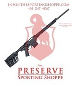 Mossberg MVP Precision 6.5 Creedmoor Bolt Action Rifle