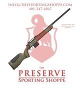 Mossberg MVP LR Long Range Bolt Action Rifle