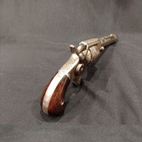 Pre-Owned - Ethan Allen & Company Antique .22 Revolver - 4 of 5