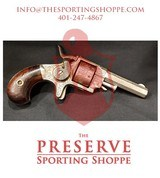 Pre-Owned - Ethan Allen & Company Antique .22 Revolver - 1 of 5
