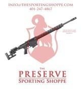 Ruger Precision M-LOK .338 Lapua Rifle
