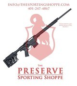 Mossberg MVP Precision Bolt Action .308 Win Rifle