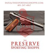 Pre-Owned - Ruger Mark III- 22/45 Target .22LR Handgun - 1 of 5