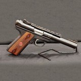 Pre-Owned - Ruger Mark III- 22/45 Target .22LR Handgun - 3 of 5