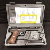 Pre-Owned - Ruger Mark III- 22/45 Target .22LR Handgun - 2 of 5