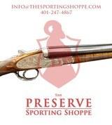 L. Bosis Sidelock Side by Side 20 Gauge Shotgun