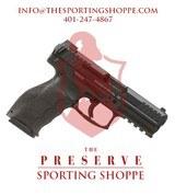"""Heckler & Koch VP9-NS 9mm 4.09"""" Handgun"""