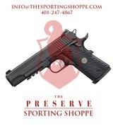 SIG Sauer 1911 TacOps-Full Size 10mm Handgun