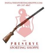 Beretta 686 Silver Pigeon I Sport 12 Gauge Shotgun
