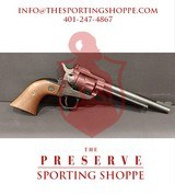 Pre-Owned - Strum Ruger Single-Six Revolver