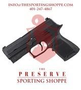 Sig Sauer P320 9mm Compact Black Striker Handgun