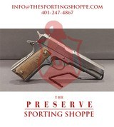 Pre-Owned - 1911 Colt Government A1 45ACP Handgun