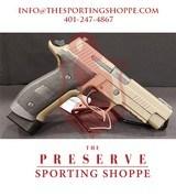 Pre-Owned - Sig Sauer P226 Tac-Ops. 9mm Luger Handgun
