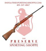 Ruger American - Rimfire Bolt Action .22 Long Rifle