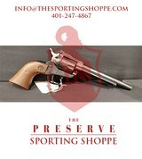Pre-Owned - Ruger Single-Six .22 Win. Revolver