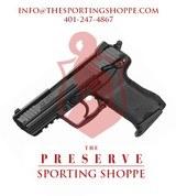 Heckler & Koch HK45 Compact V1 .45 ACP Handgun
