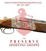 Pre-Owned - Krieghoff Parcour Suhl K80 - 12 Gauge Shotgun (ONLY TEST FIRED)