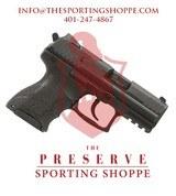 Heckler & Koch P30SK V3 - 9mm Handgun