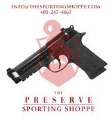 Beretta 92X Full-Size 9mm Handgun