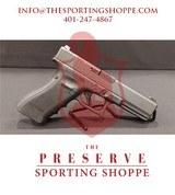 Pre-Owned - Glock G22 Gen4-.40 S&W Handgun - 1 of 3