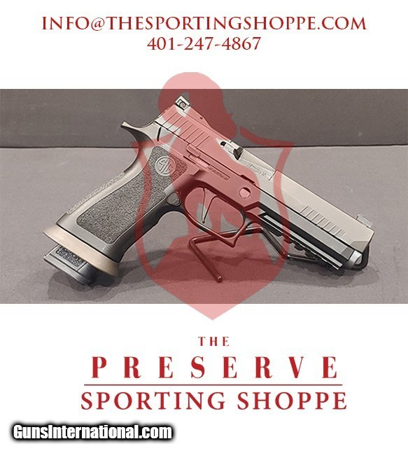 Pre-Owned - Sig Sauer 320 X-Five 9mm Handgun for sale
