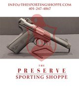 Pre-Owned - Ruger Mark III .22LR Handgun