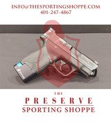 Pre-Owned - Smith & Wesson M&P .40 S&W Handgun