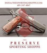 Pre-Owned - Browning 1911 - 380 ACP Black Label Handgun