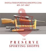 Pre-Owned - Thompson Center Contender G2 Breech Action Rifle (2-Barrel Set) - 1 of 9