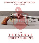Pre-Owned - Taylor & Co. Cattleman .45LC Cowboy Loading Revolver
