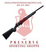 "Tikka T1X Series 17 HMR 20"" Rifle - 1 of 2"