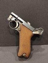 Pre-Owned - DWM 30 Luger P08 7.65 Para Handgun - 8 of 11