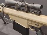 BARRETT 82A1 FDE - .50BMG Rifle w/ Leupold Mark IV (4 x 14) - 3 of 7