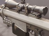 BARRETT 82A1 Black - .50BMG Rifle w/ Leupold Mark IV (4 x 14) - 5 of 6