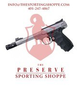 Smith & Wesson PC SW22 Victory .22LR Handgun