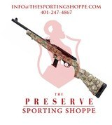 "Ruger PC9 Carbine 9mm 16"" Badlands Camo Rifle - 1 of 3"