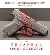 Pre-Owned - Glock G43 9mm Handgun - 1 of 6