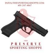 """Glock G17 Gen5 HGA 9mm 4.9"""" Handgun"""