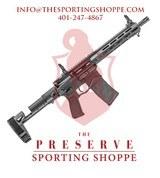 Springfield SAINT Edge 5.56 NATO Semi Auto Pistol
